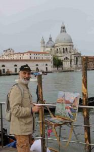 Гилазов в Венеции